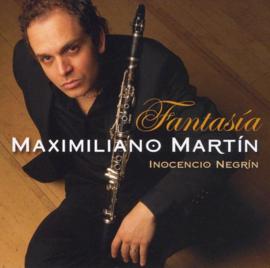 Maximiliano Martin - Fantasia: inocencio negrin  (SA-CD)