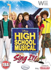Disney's High school musical Sing it!