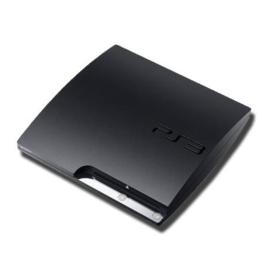 PS3 console Zwart