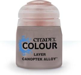 Canoptek alloy - Layer