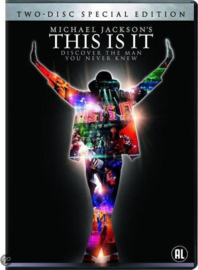 Michael Jackson - This is it (2 DVD Limited edition)