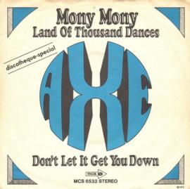 Axe - Mony Mony