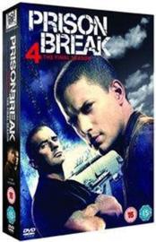 Prison break - 4e seizoen (0518554) (IMPORT)