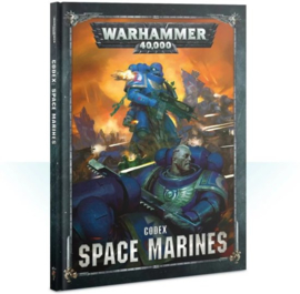 Warhammer 40,000 - Codex Space Marines