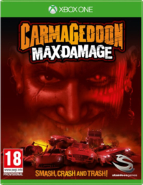 Carmageddon Maxdamage