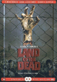 Land of the dead (Steelbook) (Limited edition)
