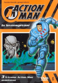 Action man - In levensgevaar