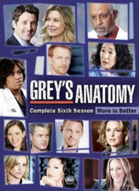 Grey's anatomy - 6e seizoen