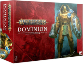 Warhammer - Age of Sigmar: Dominion box