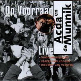 Acda & de Munnik - Op voorraad Live + Bonus Disc
