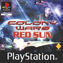 Colony wars - Red sun