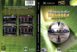 Championship manager season 02/03