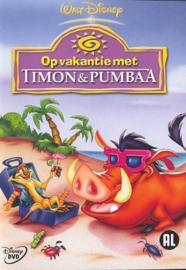 Timon & Pumbaa: op vakantie met ...