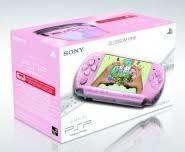 Sony PSP Slim & Lite 3000 Blossom Pink