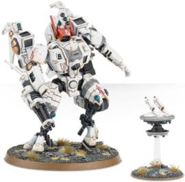Warhammer 40,000 - Tau Empire - Commander