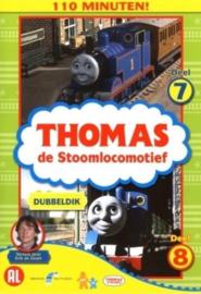 Thomas de stoomlocomotief: deel 7 & 8