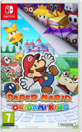 Paper Mario - The Origami King