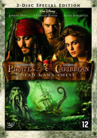 Pirates of the caribbean - Dead man's chest (2-disc)