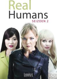 Real humans - 2e seizoen