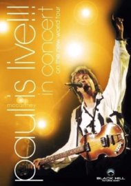 Paul McCartney - Paul is live!!! in concert on the new world tour