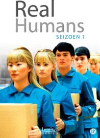 Real humans - 1e seizoen