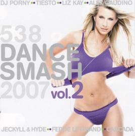 538 Dance Smash 2007 vol. 2 (0204886/36)