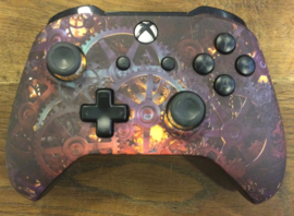 Xbox one controller (Limited edition) (Sprocket Wheels)