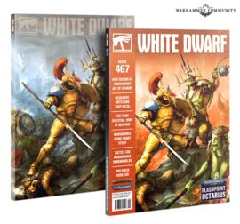 White Dwarf Magazine issue 467