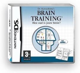 Brain training - Dr. kawashima's