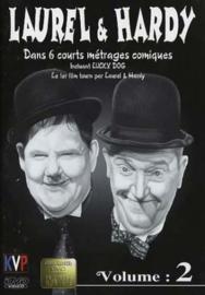 Laurel & hardy vol: 2 In six classic comedy shorts