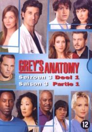 Grey's anatomy - 3e seizoen: deel 1