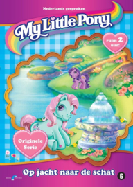 My little pony: op jacht naar de schat