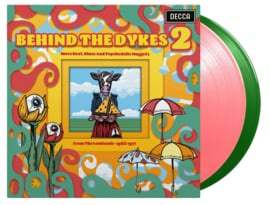 Behind the Dykes 2 - Beat, blues and psychedelic nuggets