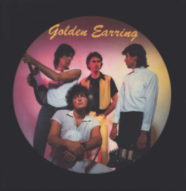 Golden Earring - Live & Coloured (Picture Disc)