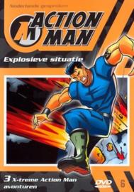 Action man - Explosieve situatie