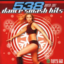 538 Dance Smash hits winter 2001 (0204886/46)