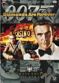 James Bond - Diamonds are forever (2-disc ultimate edition)