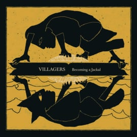Villagers - Becoming a jackal (Red Gold coloured vinyl)