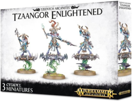 Warhammer - Age of Sigmar - Disciples of Tzeentch - Tzaangor Enlightened