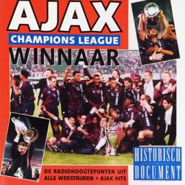 Ajax - champions league winnaar