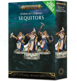 Warhammer - Age of Sigmar - Stormcast eternals Sequitors