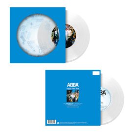 Abba - Happy new year (Clear vinyl)