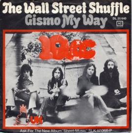 10cc - Wall street shuffle