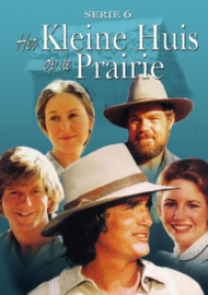 Kleine huis op de prairie - 6e seizoen