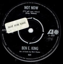 Ben E. King - Not now