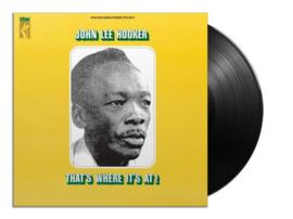 John Lee Hooker - That's where it's at!