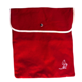 Record bag - Red