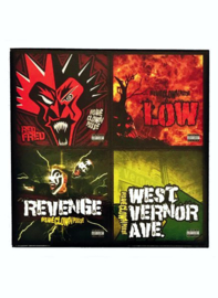 "Insane Clown Posse - West vernor Ave (3"" vinyl)"