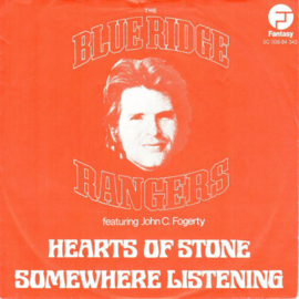 Blue ridge rangers - Hearts of stone