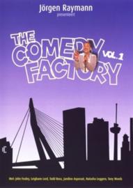 Jörgen Raymann presenteert: Comedy factory vol.1